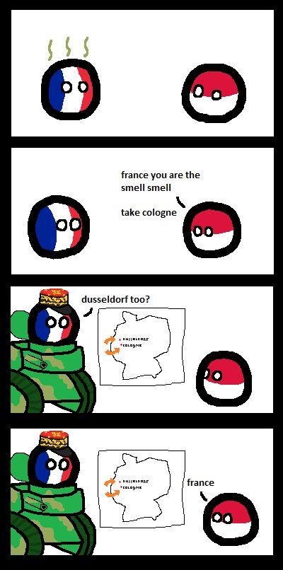 France, take Cologne