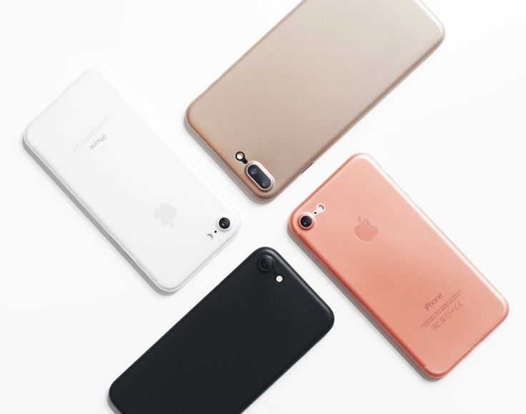 iPhone cases from Nudient.com