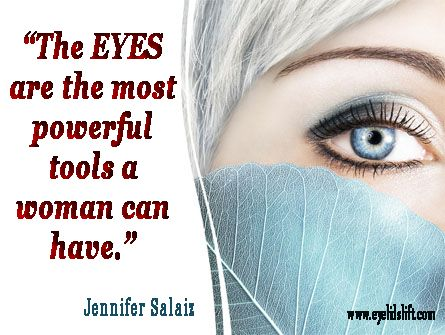 Beautiful Quote For Eyes