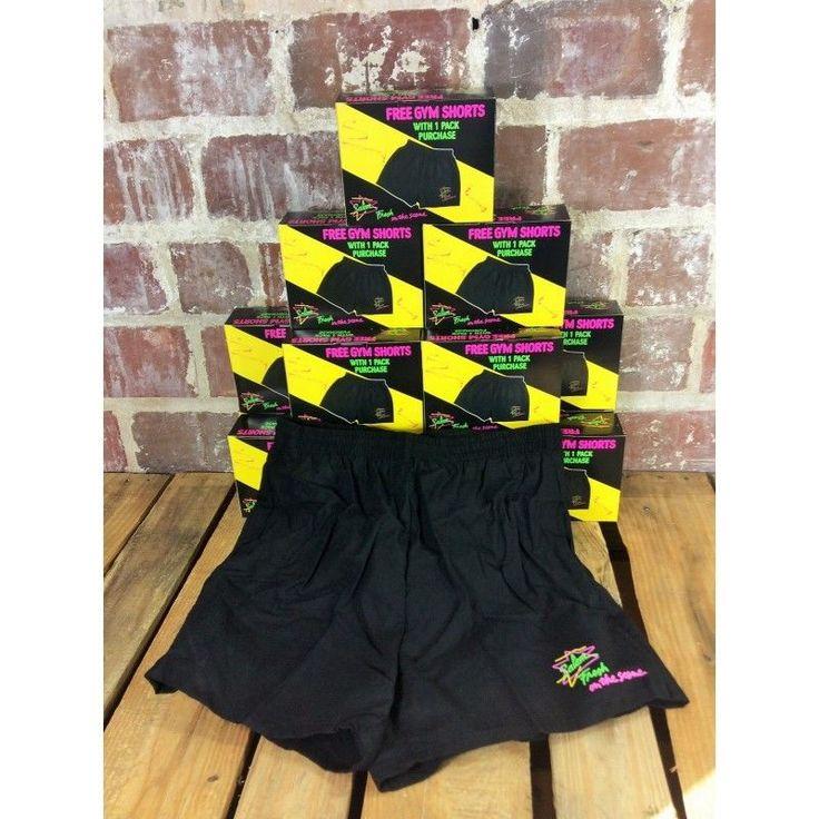 1990 Lot of 35 Salem Cigarette Fresh Scene Gym Swim Shorts RJ Reynolds Promo #rjreynolds #gymshorts