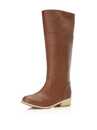Fiel Women's Campbell Welted Tall Boot (Cognac)