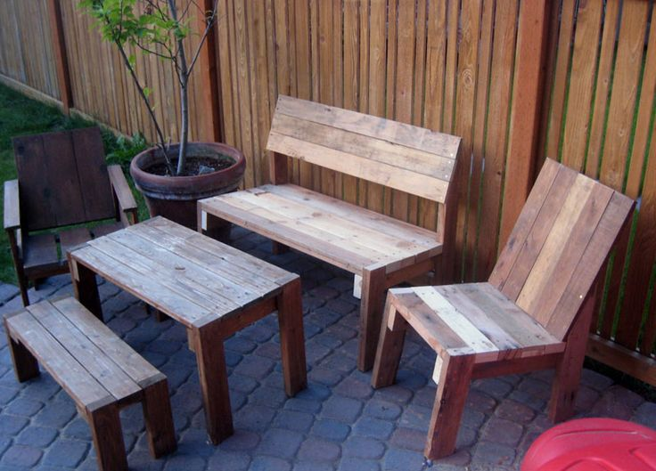 25+ Unique Homemade Outdoor Furniture Ideas On Pinterest | Rustic Outdoor  Sofas, Homemade Modern And Rustic Sofa