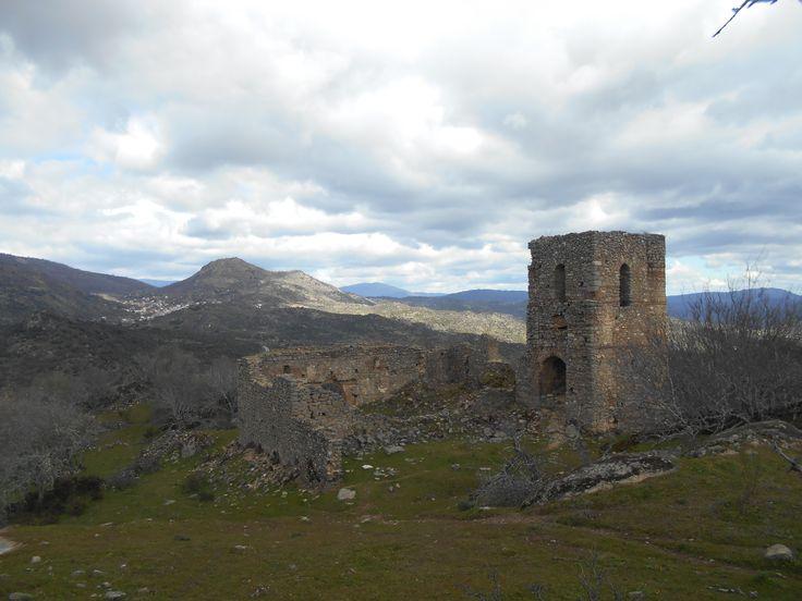 Castillo de Bayuela. Cerro del Castillo.