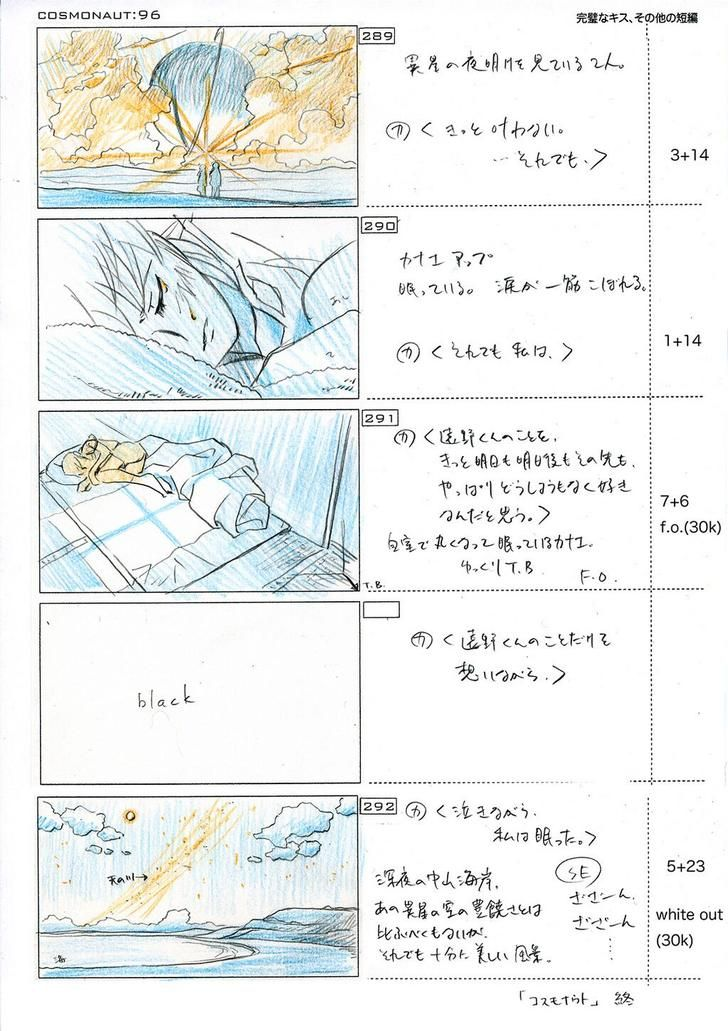 Best Storyboards Images On   Storyboard Animation