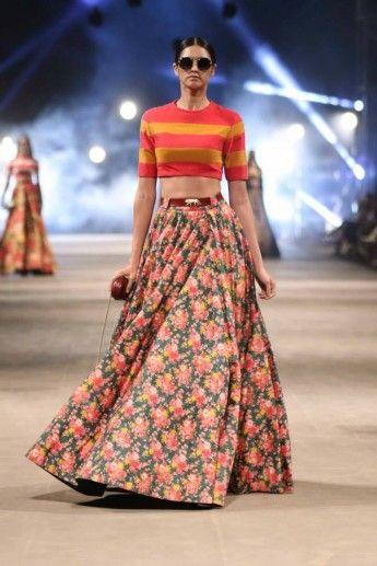 Sabyasachi: Lakme fashion week 2015