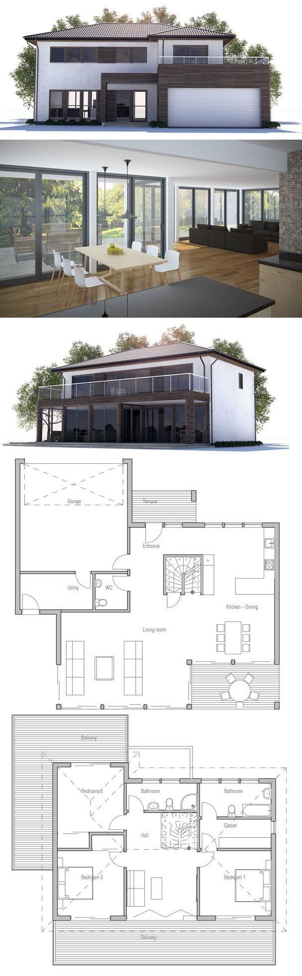 Traumhaus grundrisse hausbau gewerbe immobilien architektur modernen haus pläne moderne grundrisse moderne häuser