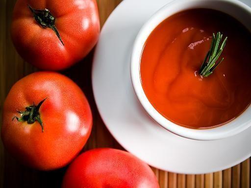 Recette Velouté de tomates, notre recette Velouté de tomates - aufeminin.com