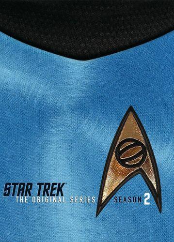 Star Trek: The Original Series - Season 2 [8 Discs] [DVD]