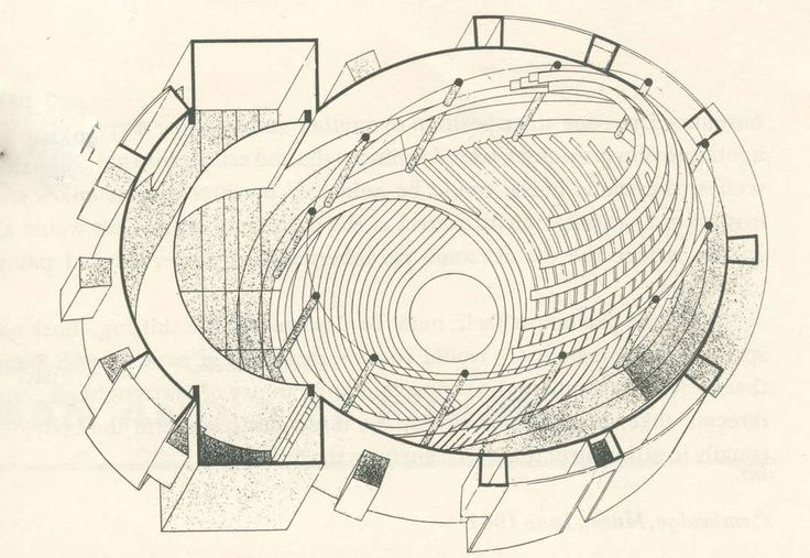 Walter Gropius' Total Theater, 1927