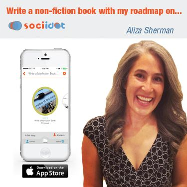 iphone app for writing a book