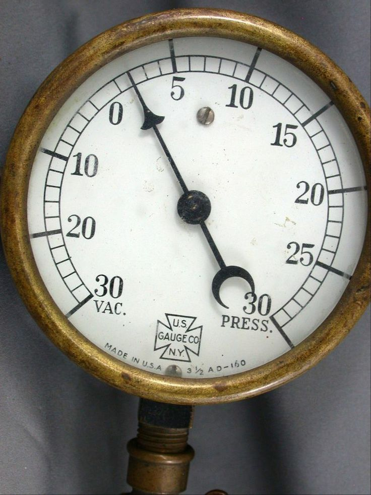 how to use pressure gauge