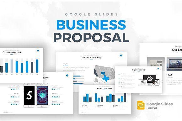 Business Proposal - Google Slides