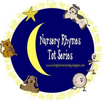 Nursery Rhymes Tot Series ( FREE Printables ) Activities .. worksheets.... crafts