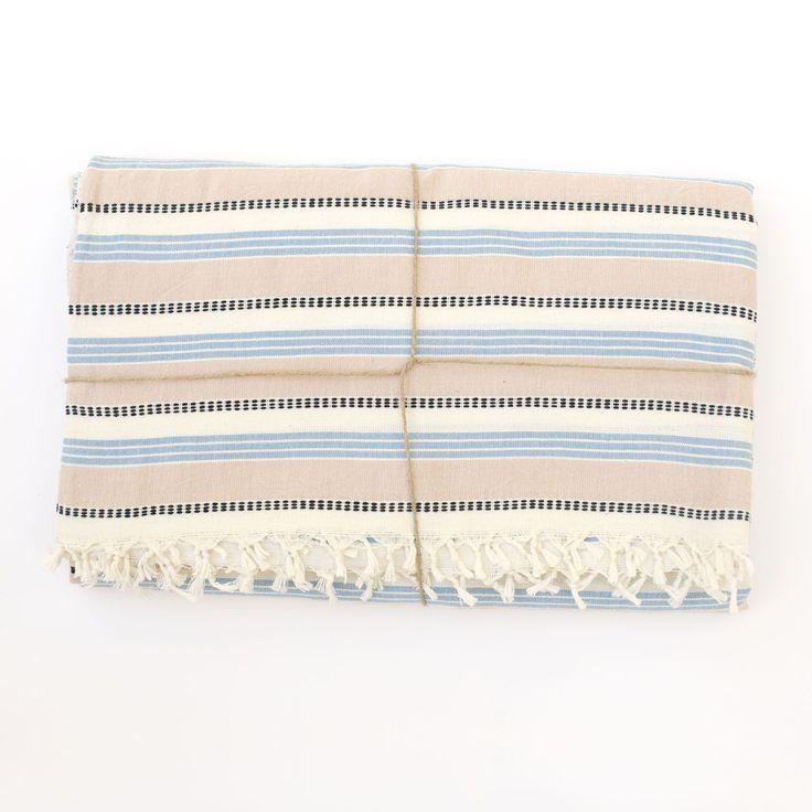 Capri Tablecloth - Heather Taylor Home