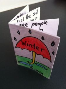 How to Make a Mini Booklet Using One Sheet of Paper- Great for sequencing, retelling a story, drawing and labeling for science, etc. Video how-to. Relief Teaching Ideas