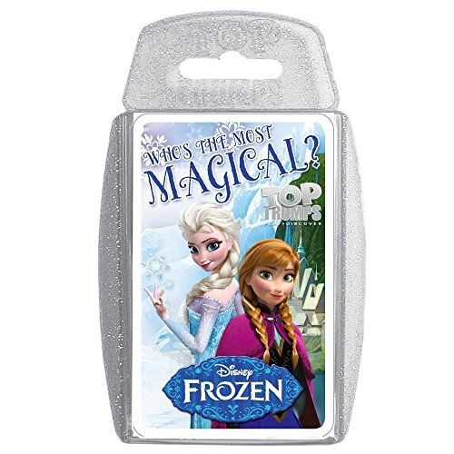 how to play top trumps frozen