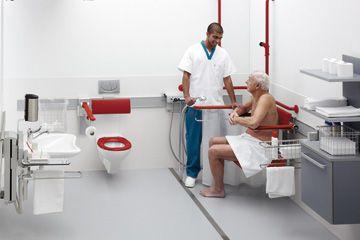 Bathroom Hospitals And The O 39 Jays On Pinterest