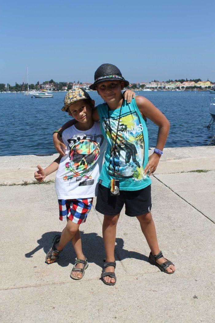 Familien-Urlaub in Kroatien: In Istrien im Camping Park Umag