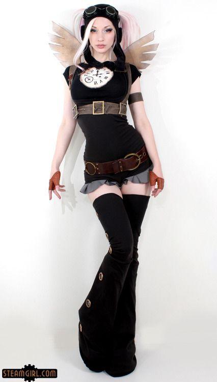 Steampunk GirlSteampunk Girl Twitter