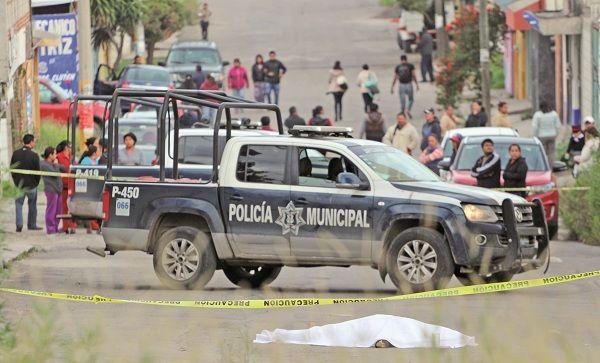 Puebla, con registro de 26 homicidios cada semana