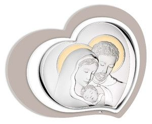 Obraz Święta Rodzina w oprawie - (VL81253ORO) prezent na ślub www.pasazhandlowy.eu