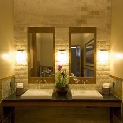 17 best images about church restrooms on pinterest 2 for Washroom decoration ideas