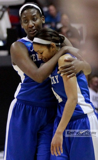 Photo Gallery: Kentucky women fall to UConn in Elite EightBig Blue, Basketball, Wildcats, Colleges Sports, Boys, Lady, Coaches Mitchell, Bleeding Blue And, Kentucky