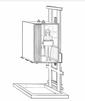 Best 22 diy elevator images on pinterest elevator dumb waiter and save expenses by installing residential home elevators direct from the manufacturer remi provides residential ccuart Image collections
