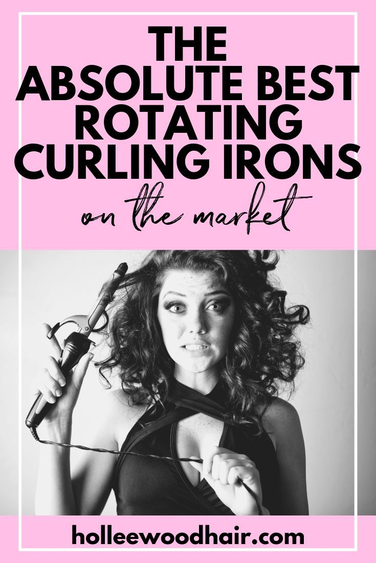 The 7 Best Rotating Curling Irons (Hint: There's One For Every Budget)