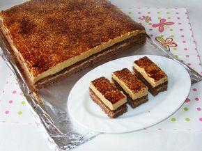 Reteta culinara Desert prajitura cu crema de vanilie si spuma de ness din categoria Prajituri. Cum sa faci Desert prajitura cu crema de vanilie si spuma de ness