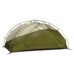 Marmot Tungsten 2P - affordable & roomy two-person tent