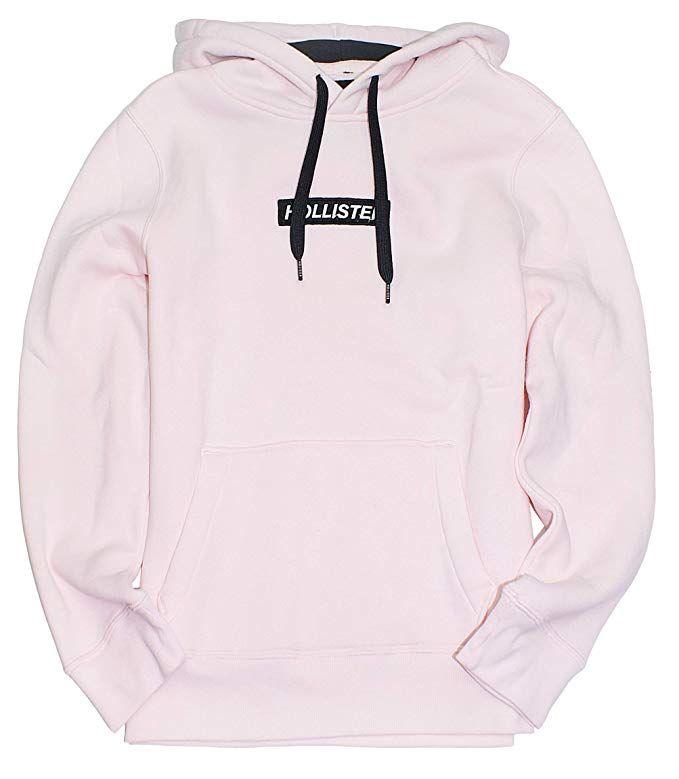 los más valorados Nuevos objetos online aquí Amazon.com: Hollister Men's Logo Graphic Pullover Fleece ...