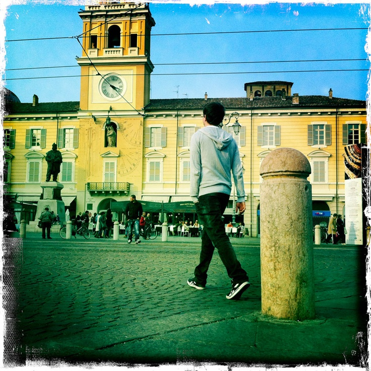 Afternoon in Parma