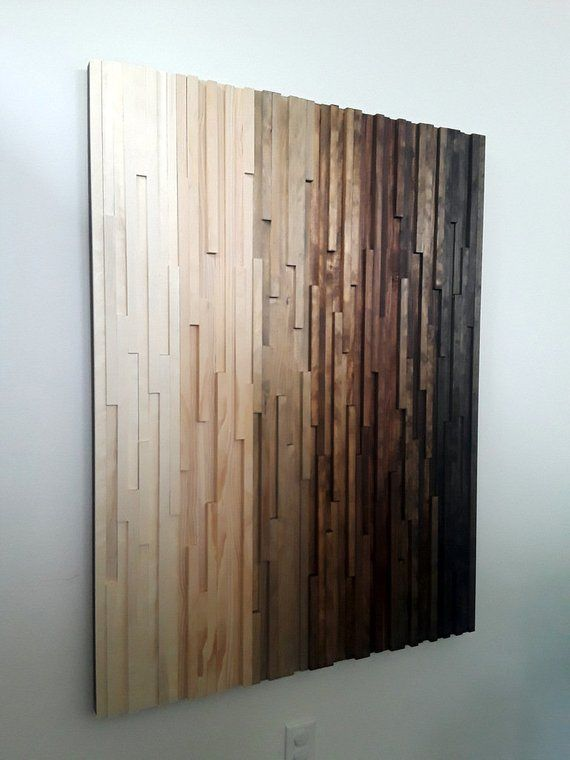 Rustic Decor Wood Art Living Room Picture Large Wall Hanging Wall Wooden Abstract Painting Shades Of Brown Weathered Grey Landscape Rustic Wood Wall Art Wood Art Wood Wall Art