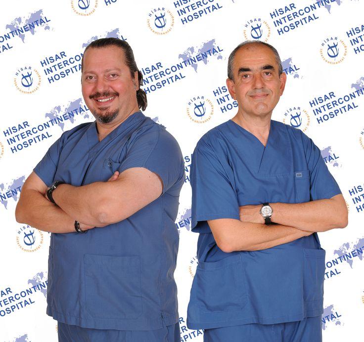 Prof. Dr. Ali Remzi DALAY ve Uzman Dr. Hakan GÜVELİ Gastroenterohepatoloji ve Fitoterapi ünitemizde hasta kabul etmeye başlamıştır.