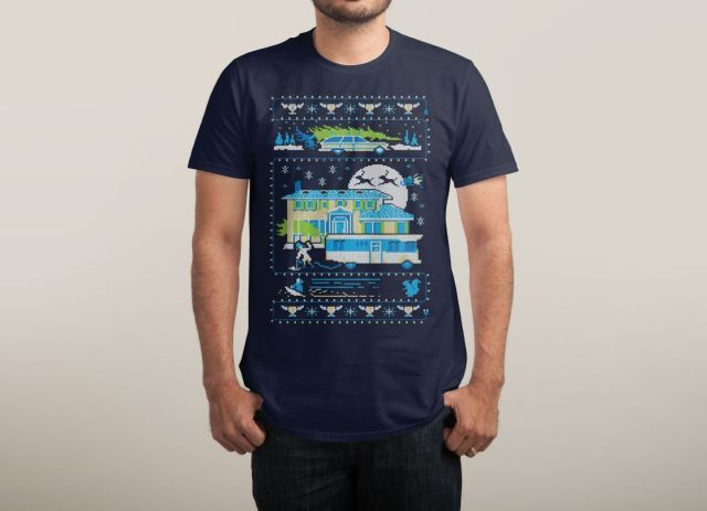 HALLELUJAH, HOLY SHIRT! T-Shirt - Christmas Vacation T-Shirt- $12.50 today!
