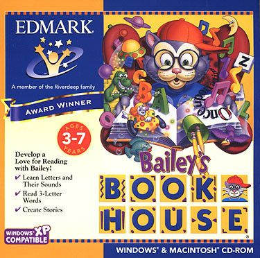 "Bailey""s Book House for Windows PC"