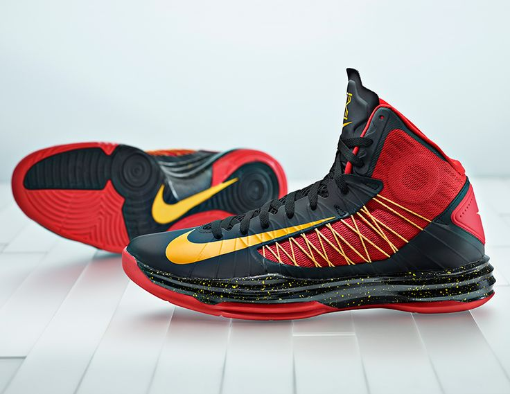 kyrie irving custom shoes nike pro foamposite