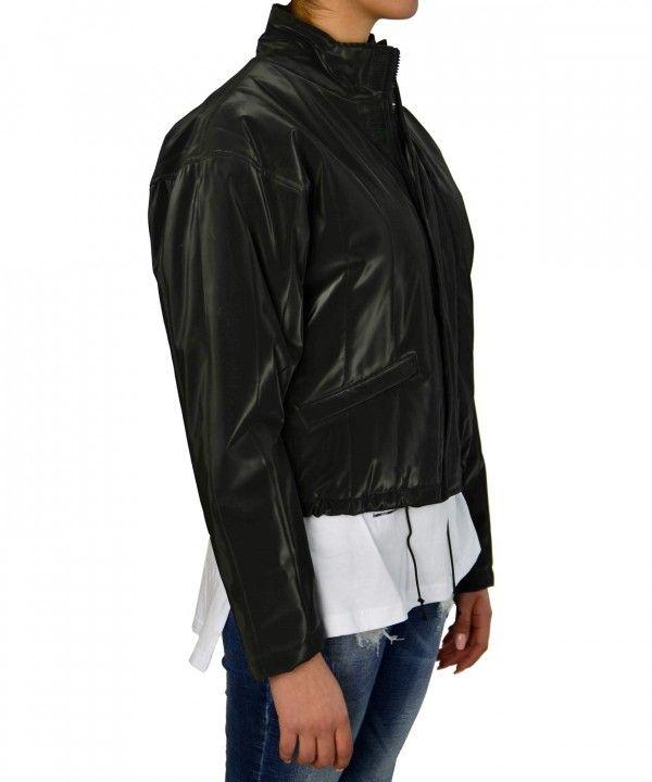 Μαύρο γυναικείο μπουφάν 90060110000 #γυναικειαμπουφαν #womensfashion #fashion #γυναικα