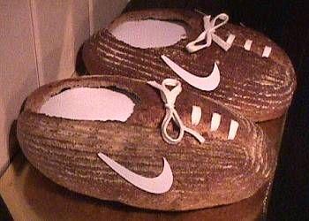 Sinterklaas surprise brood schoenen