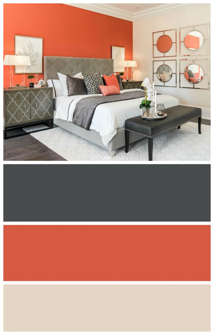 Scott McGillivrayu0027s Guest Bedroom Color Scheme
