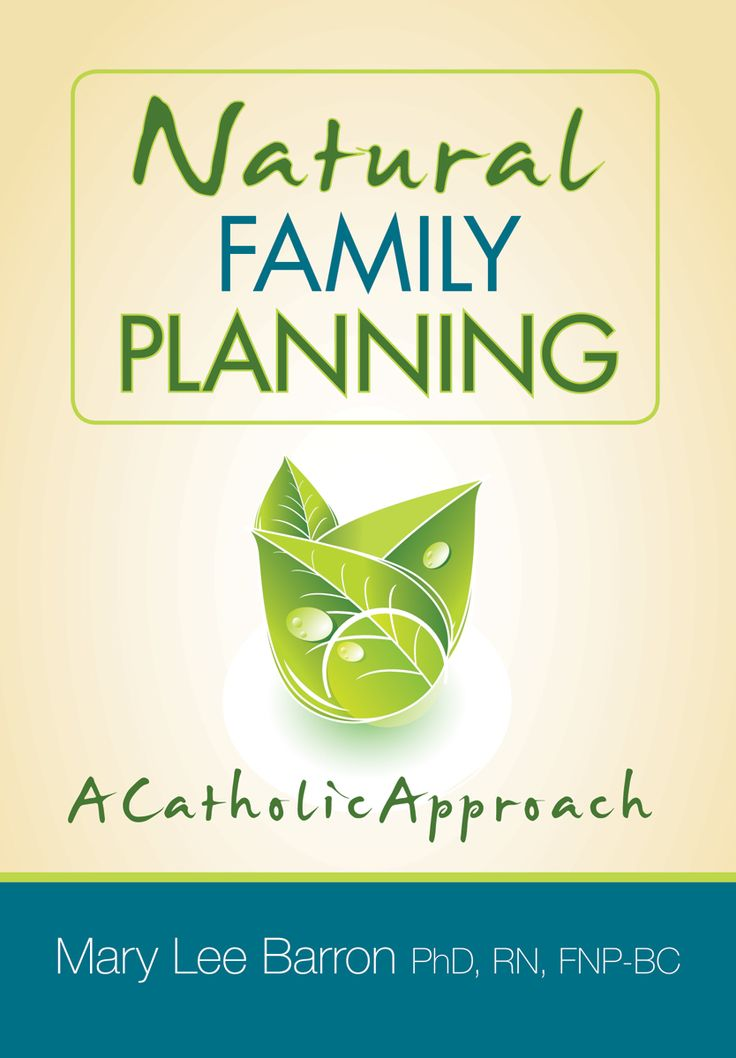 natural family planning thesis Natural family planning love, mercy, life opening the heart of marriage national natural family planning awareness week july 24-30, 2016 rev samuel a martin, stl, diocese of la crosse.