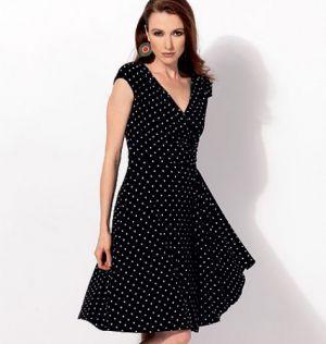 6713 McCalls Schnittmuster Kleid
