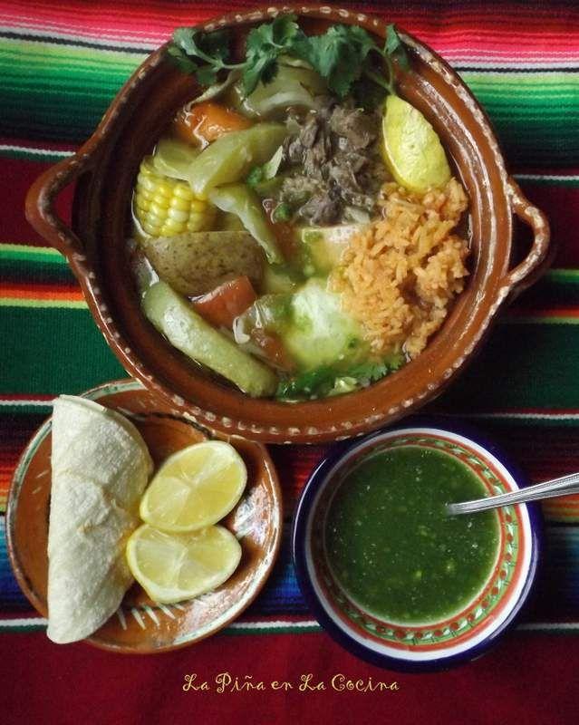 Caldo de Res (Mexican-Style Beef Soup) #RumbaMeats #hispaniccooking #familyrecipes