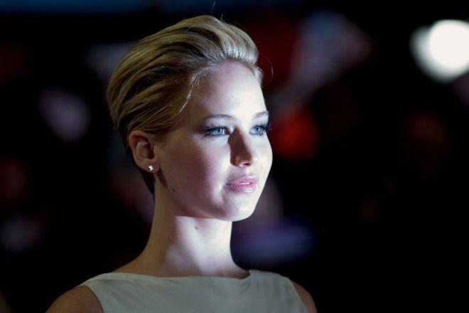 Jennifer Lawrence voiced against hacking