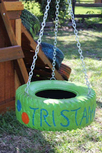 1000 images about diy cool projects ideas i used for for Tyre swing ideas