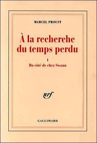 A la recherche du temps perdu, du côté de chez Swann (tome 1) Marcel Proust (décembre 2015) tellement bon et doux comme les madeleines !