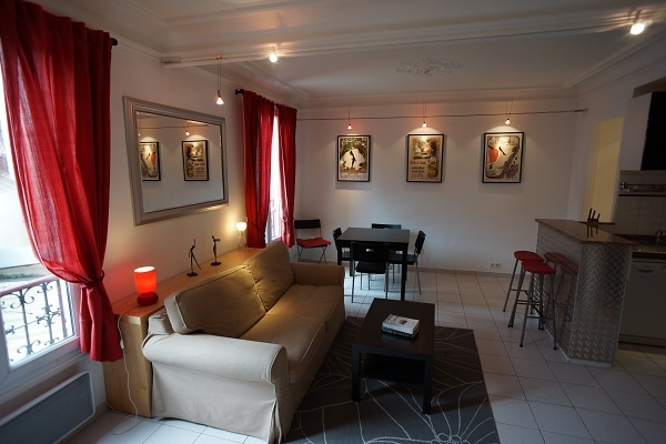 Valmy apartment