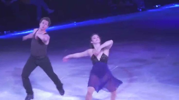 Stars on Ice 2015 - Tessa Virtue and Scott Moir  - How will I know