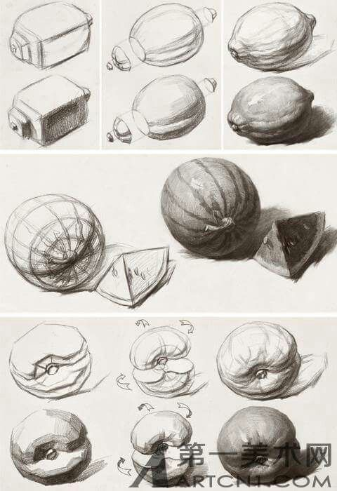 Drawing Scribble Technique : Best images about still life drawings on pinterest